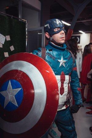 Аниматор Капитан Америка (День рОждения) Екатеринбург