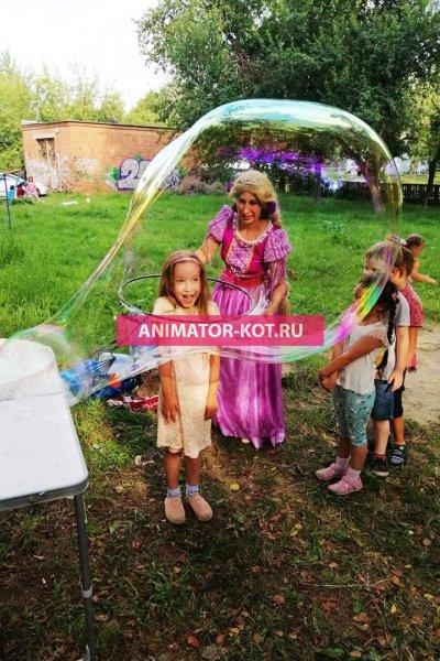 Аниматор Шоу Мыльных Пузырей (День рОждения) Екатеринбург