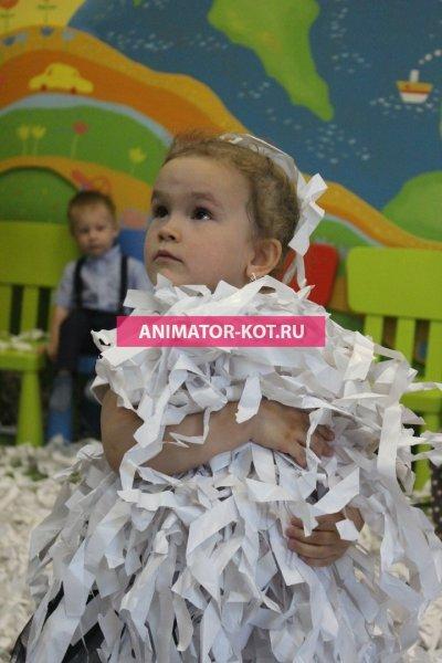 Аниматоры Бумажное Шоу (День рОждения) Екатеринбург
