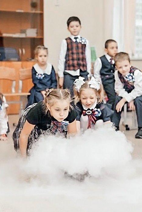 Аниматоры Научное Шоу (День рОждения) Екатеринбург